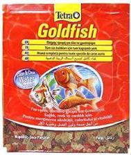 Sachet Tetra Goldfish - храна за златни рибки 12гр